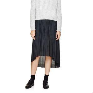 Aritzia Kokomio high low skirt size S